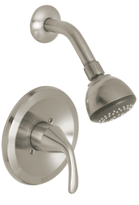 Huntington Brass 14610-02 (P6120002) Trend Shower Trim Satin Nickel - wholesalewaterheater
