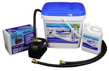 Whitlam FLOW32 FLOW-AIDE SYSTEM DESCALER KIT - wholesalewaterheater