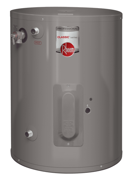 RHEEM PROE2 1 RH POU Professional Classic 2.5 Gallon Electric Water Heater Point of Use
