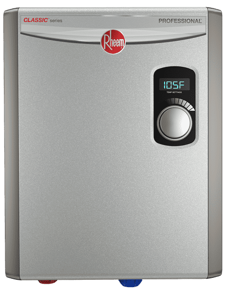 RHEEM RTEX-18 18kw 240v Tankless Electric Water Heater - wholesalewaterheater