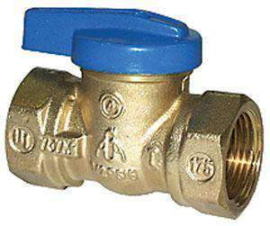 "1/2"" AGA Gas Cock Ball Valve"
