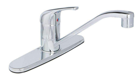Huntington Brass K1480001 ReliaFLO Single Handle Kitchen Faucet Chrome