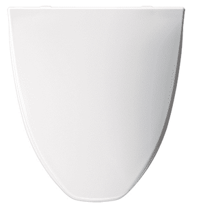 Church Bemis LC212-000 WHITE Toilet Seat for American Standard Carlysle or Luxor or Roma Toilet - wholesalewaterheater