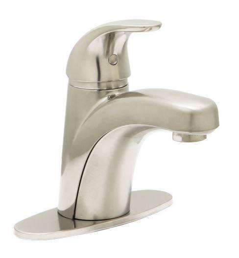 Huntington Brass W3221102-2 ReliaFLO Centerset Faucet Satin Nickel