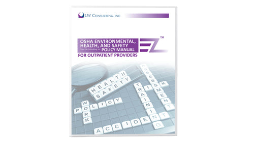 OSHA Environmental, Health, and Safety Compliance Manual
