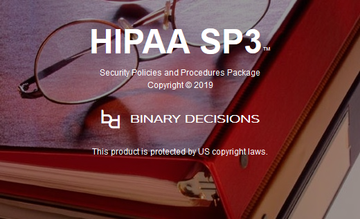 HIPAA Security Policies & Procedures Package