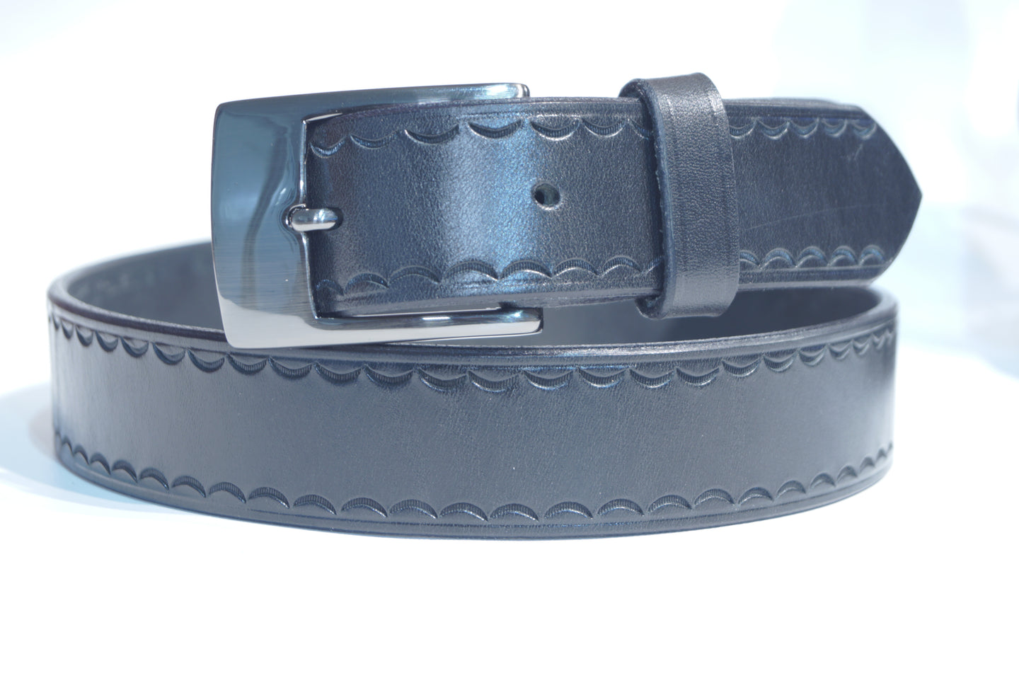 Läderbälte, Lucky Design Belt 01