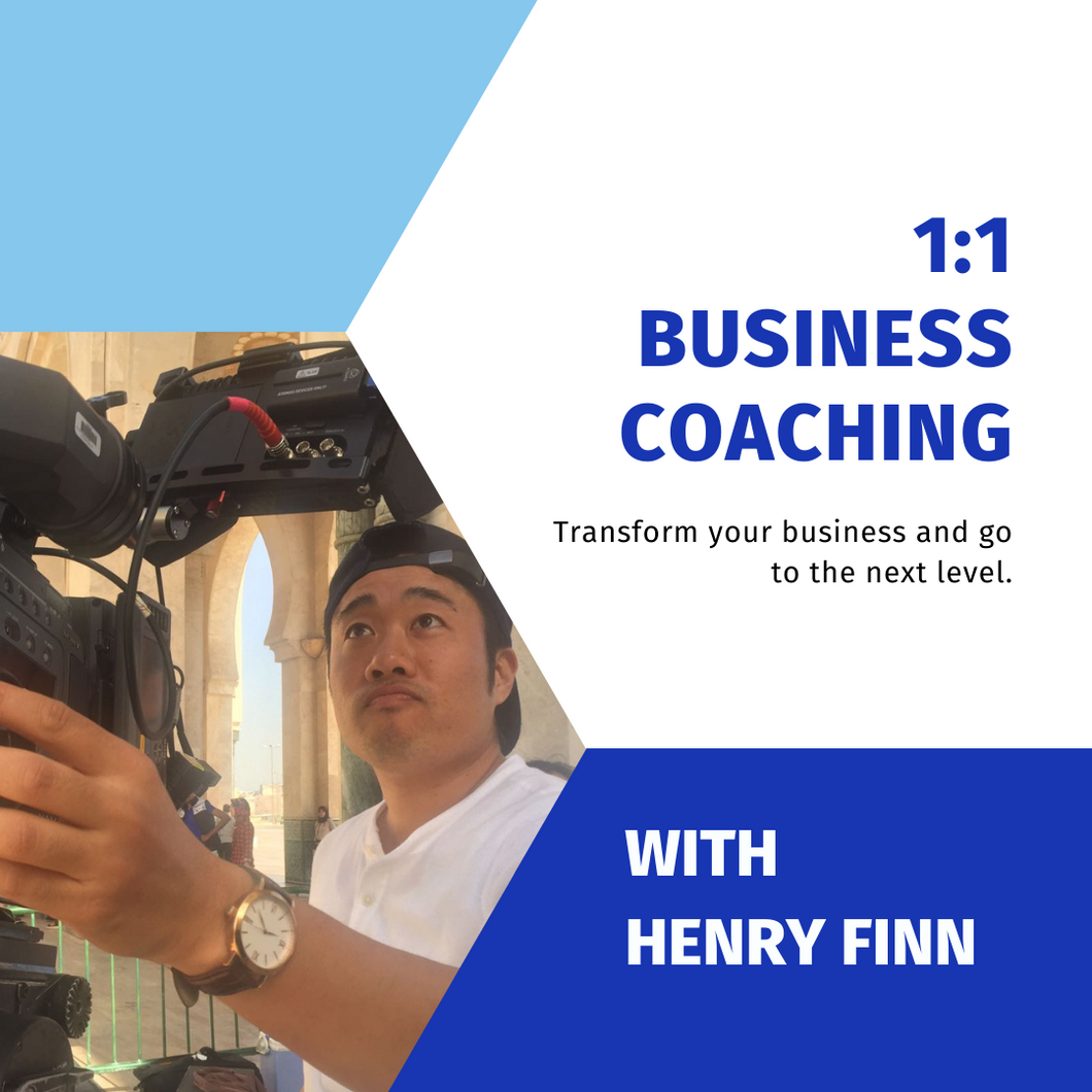 1:1 Coaching Business Program