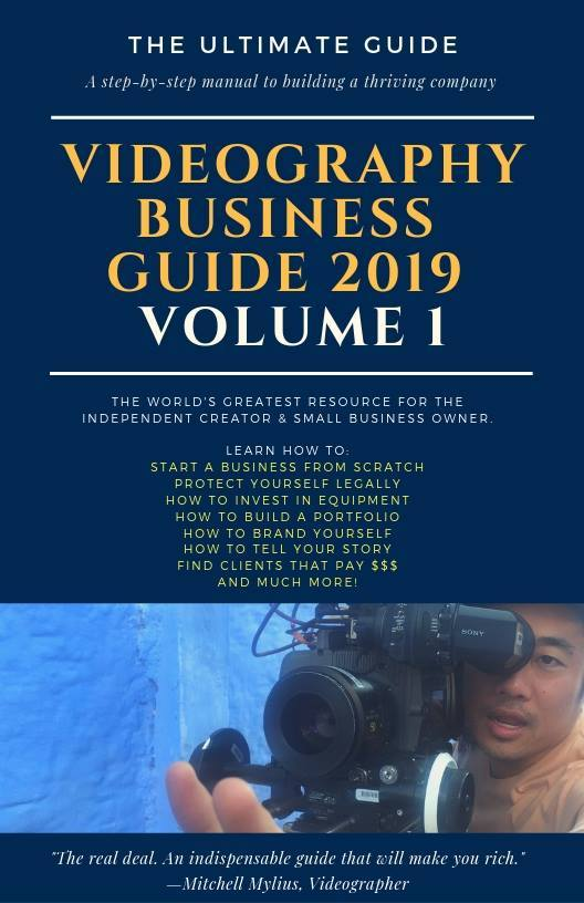 Videography Business Guide 2019 (Vol. 1) PRINT BOOK
