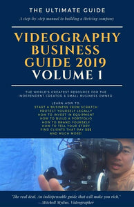 Videography Academy Business Guide 2019 (Volume 1) DIGITAL EDITION