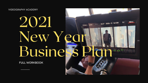 Video Pro 2021 New Year Plan