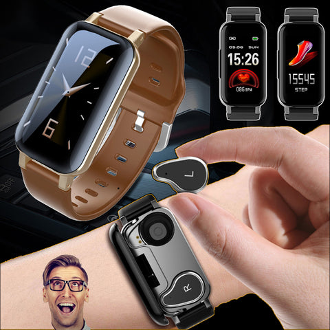 Smartwatch Earbuds 2 in 1