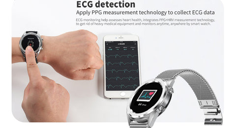 ECG Smart Watches