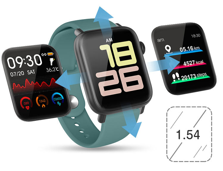 1.54_inch_smart_watch_body_temperature_fitness