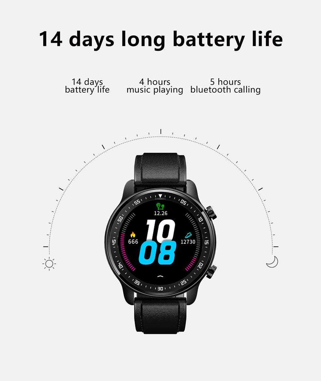 Big Battery Long Time smartwatches