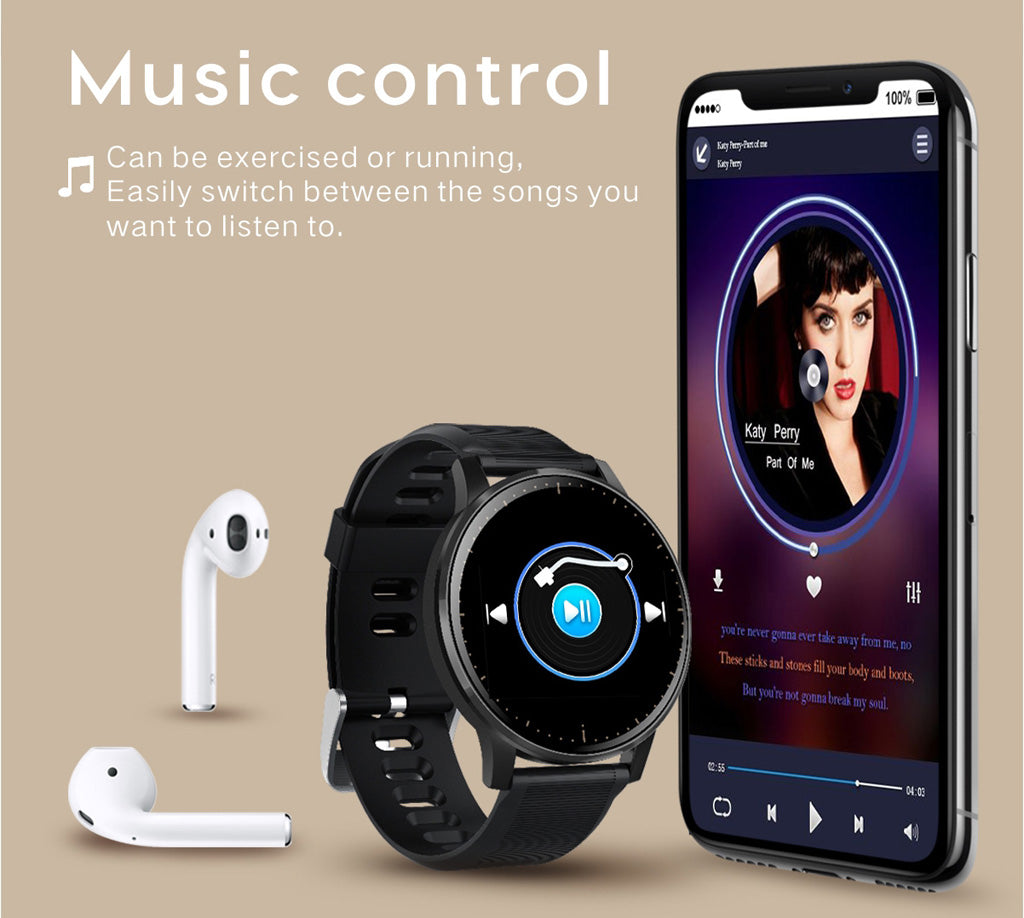 Q20 Smart Watch Blood Pressure Heart Rate Monitor bluetooth Sports Smartwatch Fashion Fitness Tracker Bracelet Men Q9 Boss