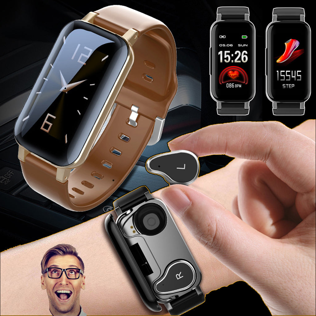 smart earbuds ai headphone smartwatches