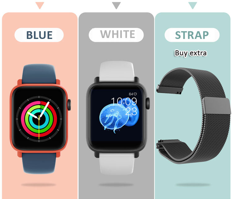Colors_22mm_bands_smart_watch_fast_change