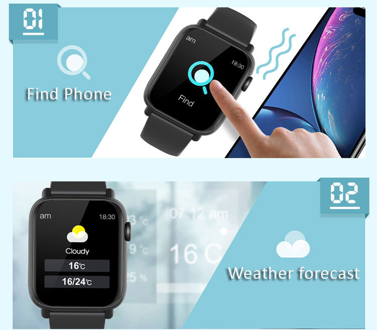 Weather_smart_watch_2020_latest_body_temperature