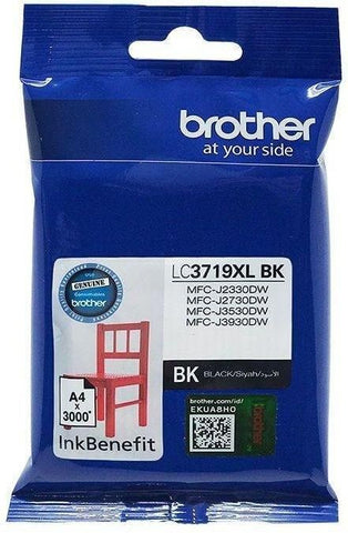 BROTHER INK LC 3719 XL(BLACK)