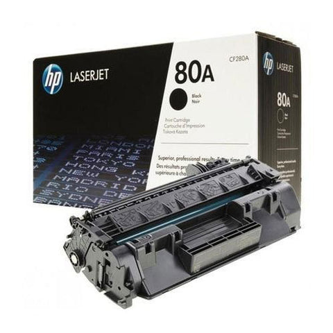 HP 80A Black Toner (CF280A)