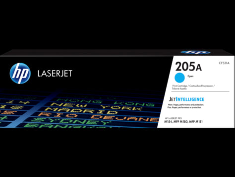 HP 205A Color Toner(CF531A)(CYAN)