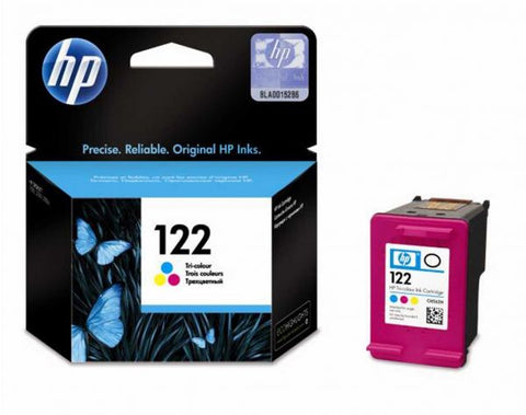 HP 122 TRI-COLOR CARTRIDGE