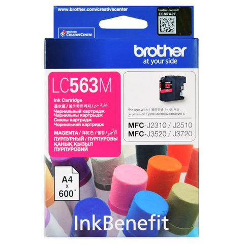 BROTHER 563 MAGENTA