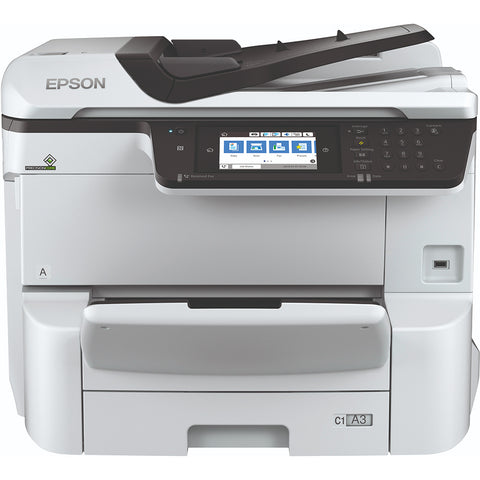EPSON Workforce Pro WF-C8610 Color MFP