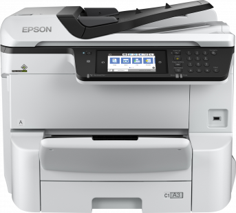 EPSON Workforce Pro WF-C8690 Color