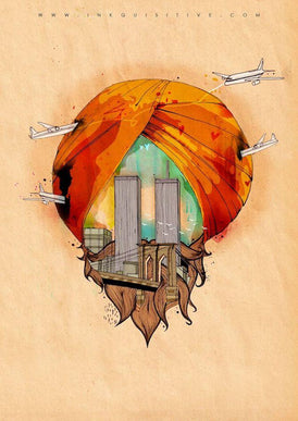 After September11 | Inkquisitive Art