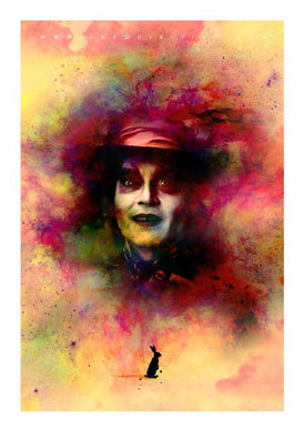 Mad Hatter | Inkquisitive Art