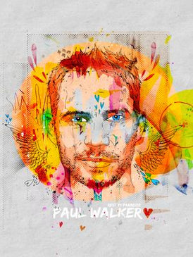 Paul Walker | Inquisitive Art