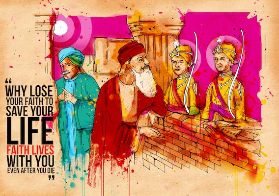 Two Princes | Inkquisitive Art