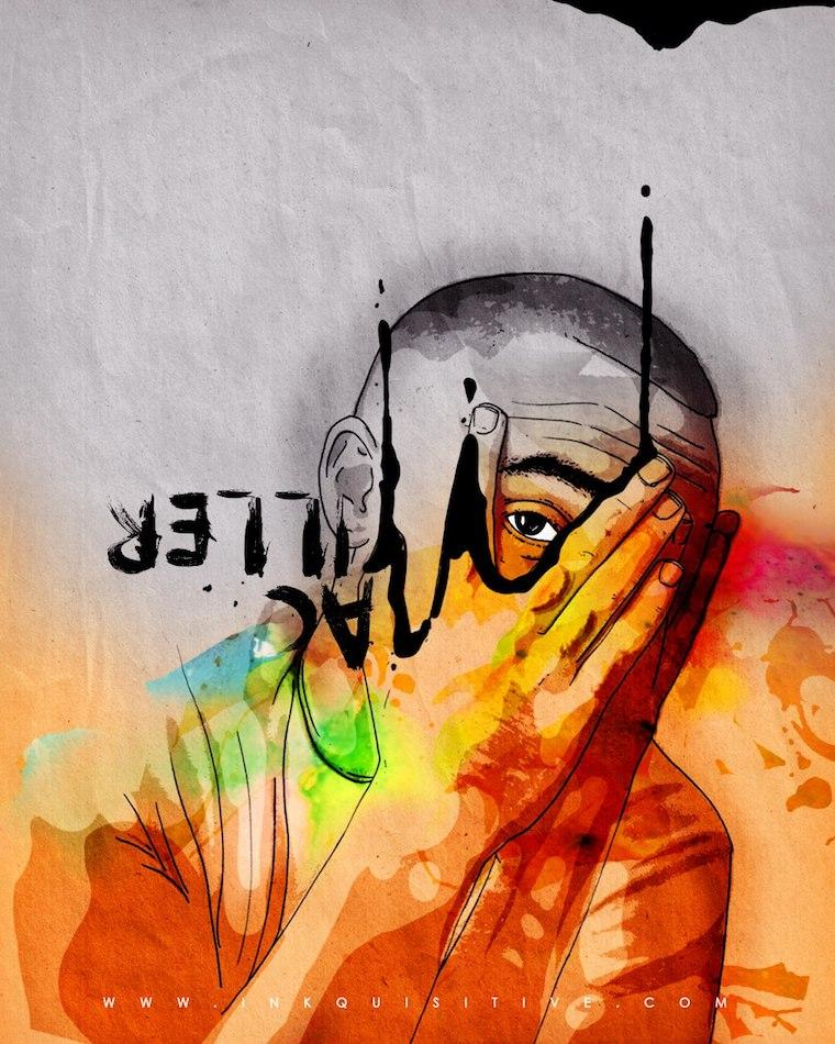 RIP Mac Miller | Inkquisitive Art
