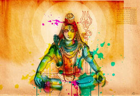 Shiva | Inquisitive Art