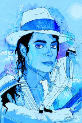 Smooth Criminal | Inkquisitive Art