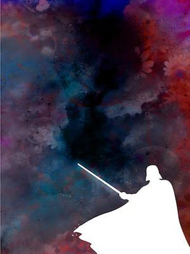 May The 4th Be With You | Inquisitive Art