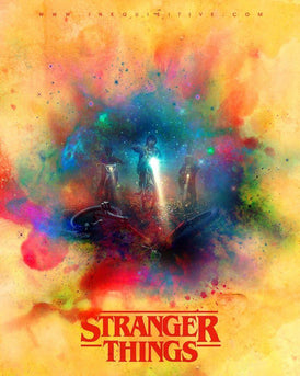 Stranger things | Inkquisitive Art