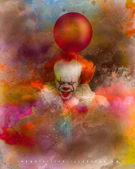 They all float | Inkquisitive Art