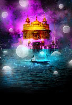 If A Thousand Moons Were To Fall | Inkquisitive Art