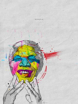 Mandela | Inkquisitive Art