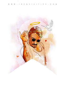 Saltbae | Inkquisitive Art