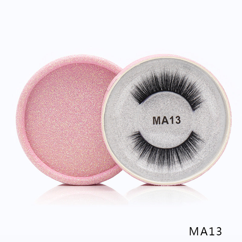 3D Silk Protein False Eyelashes 13