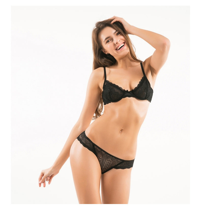 TAMMIA  Push Up Bra Sets Underwear