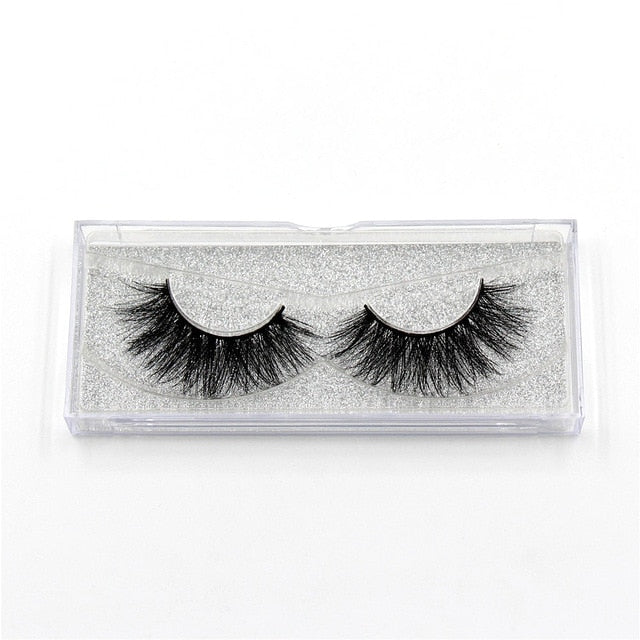 3D Mink False Long Eyelashes