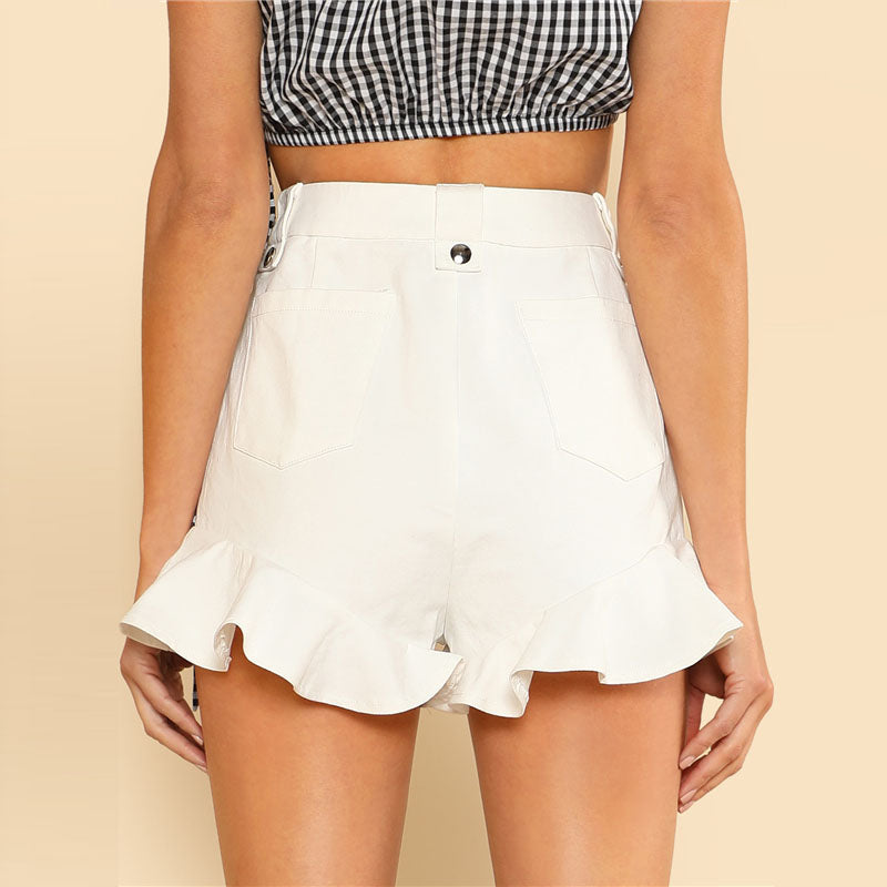 Be Honest Cotton Shorts