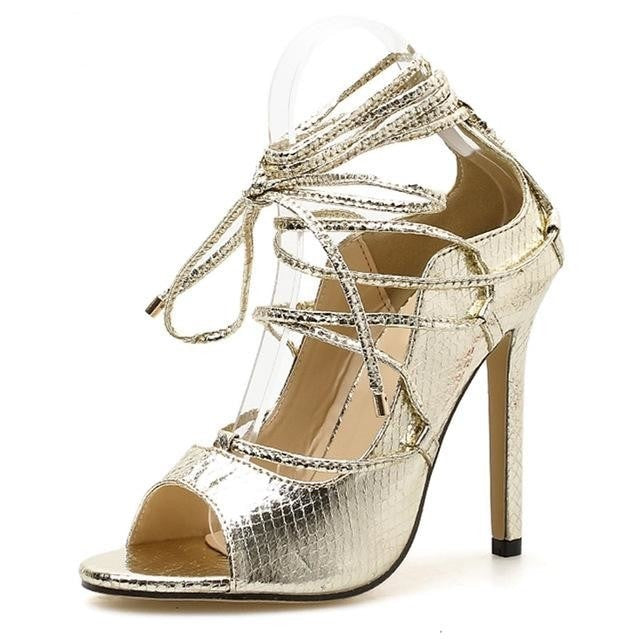 Stacy Heeled Sandals