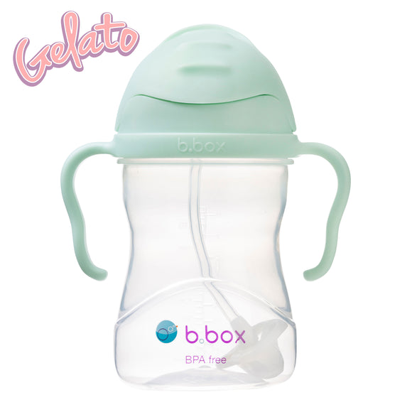 b.box *NEW* Sippy Cup - Gelato Green - Pistachio