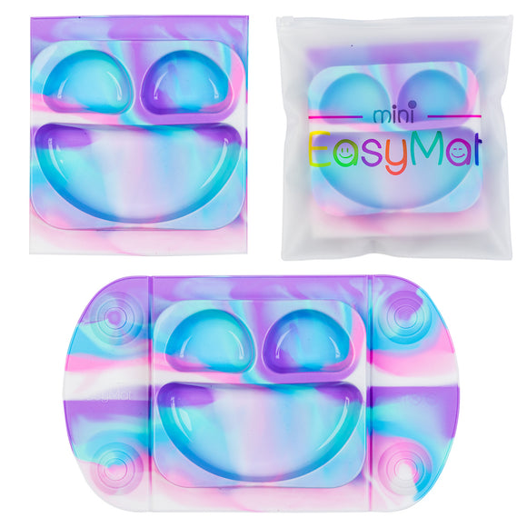 EasyMat Mini Portable Suction Plate - Unicorn